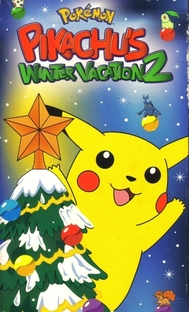 Pikachu's Winter Vacation 2000 - Poster / Capa / Cartaz - Oficial 1
