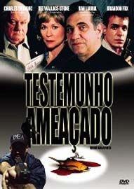 Testemunho Ameaçado - Poster / Capa / Cartaz - Oficial 1