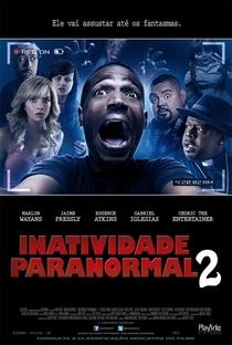 Inatividade Paranormal 2 - Poster / Capa / Cartaz - Oficial 3