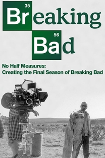 No Half Measures: Creating the Final Season of Breaking Bad - Poster / Capa / Cartaz - Oficial 1