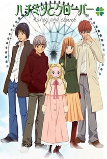 Honey & Clover (1ª Temporada) - Poster / Capa / Cartaz - Oficial 22