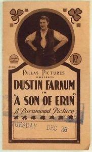 Um Filho de Erin - Poster / Capa / Cartaz - Oficial 1