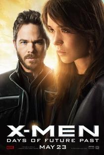X-Men: Dias de um Futuro Esquecido - Poster / Capa / Cartaz - Oficial 7