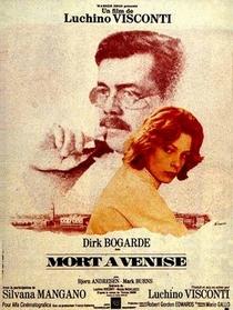 Morte em Veneza - Poster / Capa / Cartaz - Oficial 2