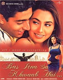 Bas Itna Sa Khwaab Hai - Poster / Capa / Cartaz - Oficial 1