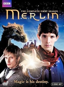 As Aventuras de Merlin (1ª Temporada) - Poster / Capa / Cartaz - Oficial 2
