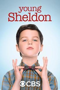 Jovem Sheldon (1ª Temporada) - Poster / Capa / Cartaz - Oficial 1