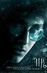 Harry Potter e o Enigma do Príncipe - Poster / Capa / Cartaz - Oficial 2
