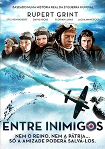 Entre Inimigos - Poster / Capa / Cartaz - Oficial 5