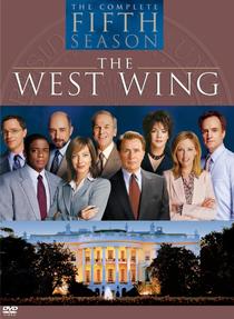 West Wing: Nos Bastidores do Poder (5ª Temporada) - Poster / Capa / Cartaz - Oficial 1
