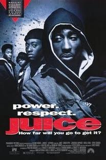 Juice - Uma Questão de Respeito  - Poster / Capa / Cartaz - Oficial 1
