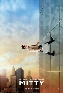 A Vida Secreta de Walter Mitty - Poster / Capa / Cartaz - Oficial 9