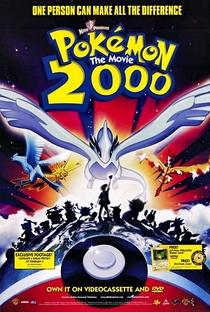 Pokémon 2: O Filme 2000 - Poster / Capa / Cartaz - Oficial 3