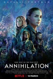 Aniquilação - Poster / Capa / Cartaz - Oficial 5