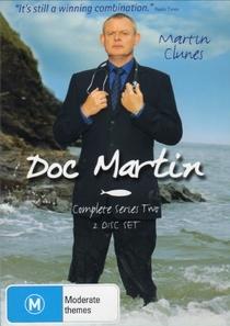 Doc Martin (2ª Temporada) - Poster / Capa / Cartaz - Oficial 1