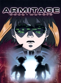 Armitage: Dual Matrix - Poster / Capa / Cartaz - Oficial 2