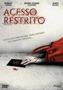 Acesso Restrito - Poster / Capa / Cartaz - Oficial 1