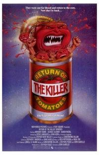 O Retorno dos Tomates Assassinos - Poster / Capa / Cartaz - Oficial 3