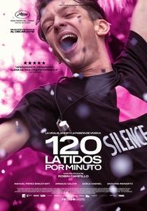 120 Batimentos por Minuto - Poster / Capa / Cartaz - Oficial 11
