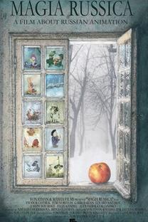 Magia Rússica - Poster / Capa / Cartaz - Oficial 1