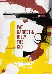 Pat Garrett e Billy the Kid - Poster / Capa / Cartaz - Oficial 11