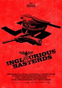Bastardos Inglórios - Poster / Capa / Cartaz - Oficial 29