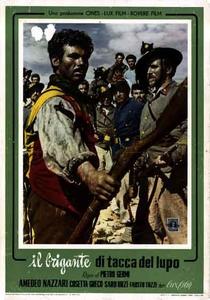 O Bandoleiro da Cova do Lobo - Poster / Capa / Cartaz - Oficial 1