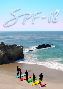 SPF-18 - Poster / Capa / Cartaz - Oficial 1