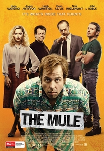 The Mule - Poster / Capa / Cartaz - Oficial 1
