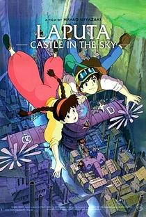 O Castelo no Céu - Poster / Capa / Cartaz - Oficial 16