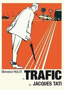 As Aventuras de M. Hulot no Tráfego Louco - Poster / Capa / Cartaz - Oficial 6