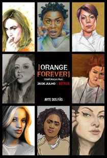 Orange is the New Black (7ª Temporada) - Poster / Capa / Cartaz - Oficial 2