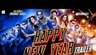 Happy New Year - Official Trailer - with English subtitles | Shah Rukh Khan | Deepika Padukone
