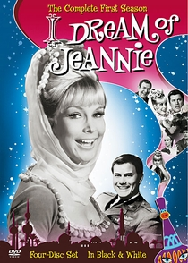 Jeannie é um Gênio (1ª Temporada) - Poster / Capa / Cartaz - Oficial 2