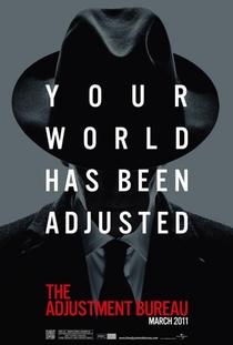 Os Agentes do Destino - Poster / Capa / Cartaz - Oficial 2