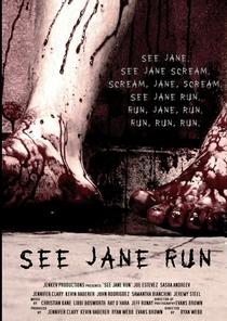 See Jane Run - Poster / Capa / Cartaz - Oficial 1