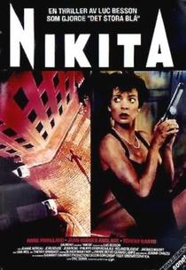 Nikita - Criada para Matar - Poster / Capa / Cartaz - Oficial 11