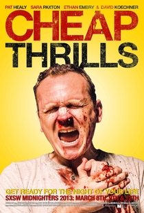 Cheap Thrills - Poster / Capa / Cartaz - Oficial 2