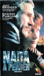 Nada a Perder - Poster / Capa / Cartaz - Oficial 2