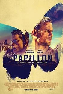 Papillon - Poster / Capa / Cartaz - Oficial 1
