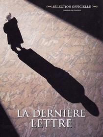 La Dernière Lettre - Poster / Capa / Cartaz - Oficial 1