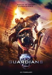 Os Guardiões - Poster / Capa / Cartaz - Oficial 1