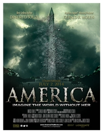 America: Imagine the World Without Her - Poster / Capa / Cartaz - Oficial 3
