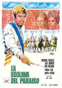 La Esclava del Paraíso - Poster / Capa / Cartaz - Oficial 1