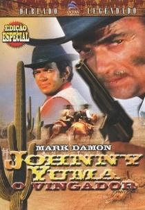 Johnny Yuma: O Vingador - Poster / Capa / Cartaz - Oficial 1