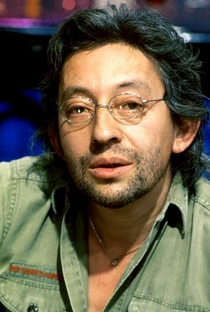 Serge Gainsbourg - Poster / Capa / Cartaz - Oficial 2
