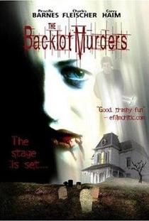 The Backlot Murders - Poster / Capa / Cartaz - Oficial 1