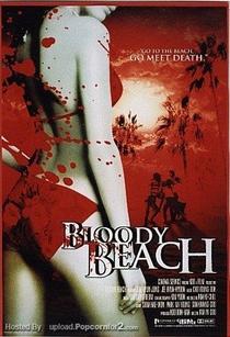 Bloody Beach - Poster / Capa / Cartaz - Oficial 1