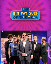 The Big Fat Quiz of the Year 2012 - Poster / Capa / Cartaz - Oficial 1