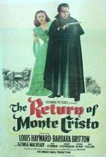 A Volta de Monte Cristo - Poster / Capa / Cartaz - Oficial 1